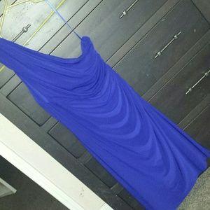 Lauren Ralph Lauren royal blue dress 16